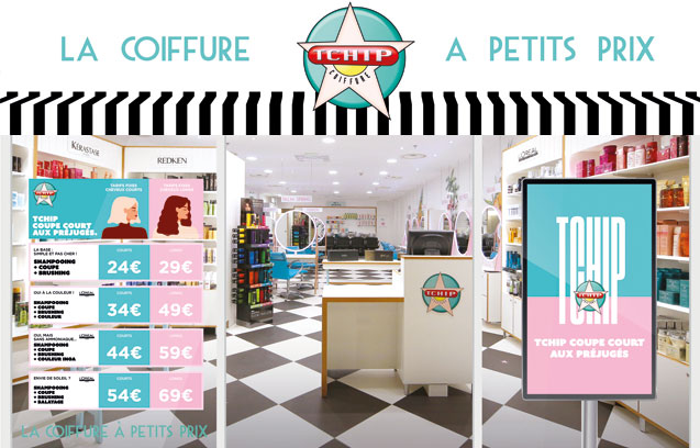 TCHIP COIFFURE TROYES